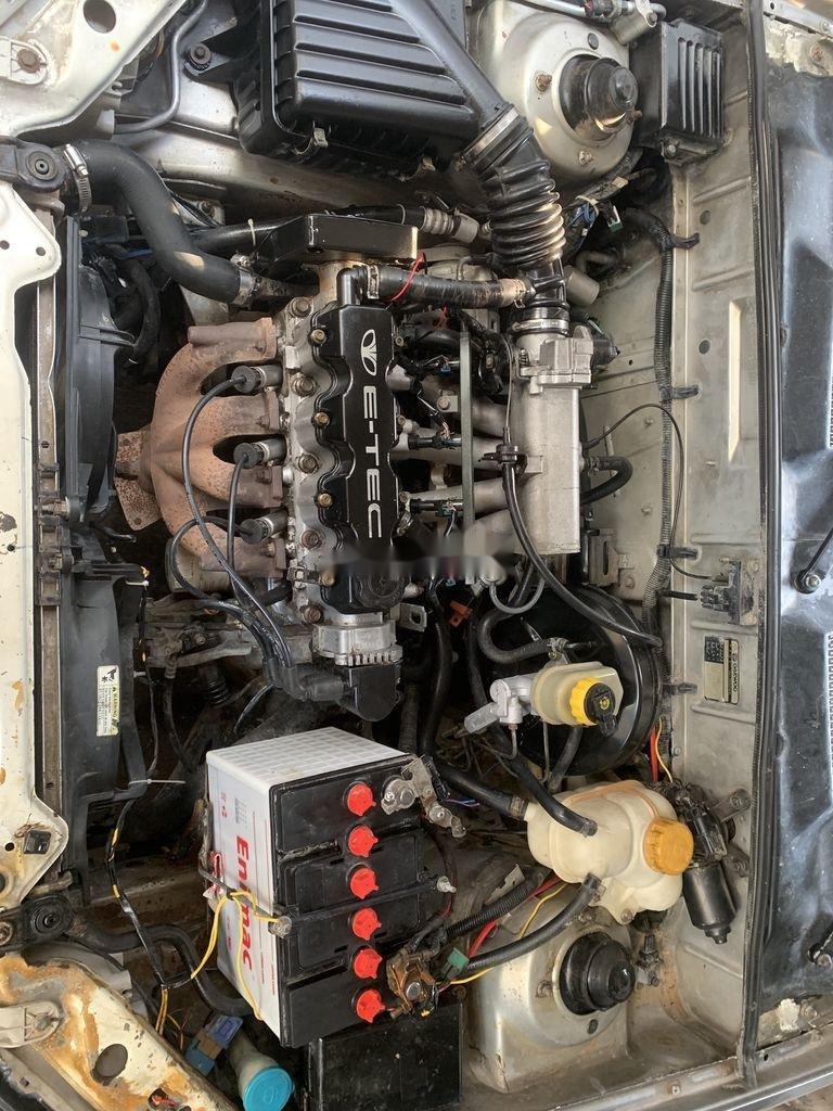 Bán Daewoo Lanos 2002, màu xám, xe nhập chính chủ, giá chỉ 67 triệu (11)
