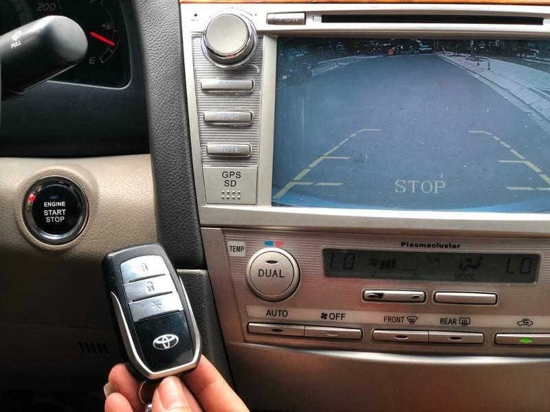 Cần bán Toyota Camry năm sản xuất 2008, màu bạc, nhập khẩu chính chủ, giá 488tr (12)