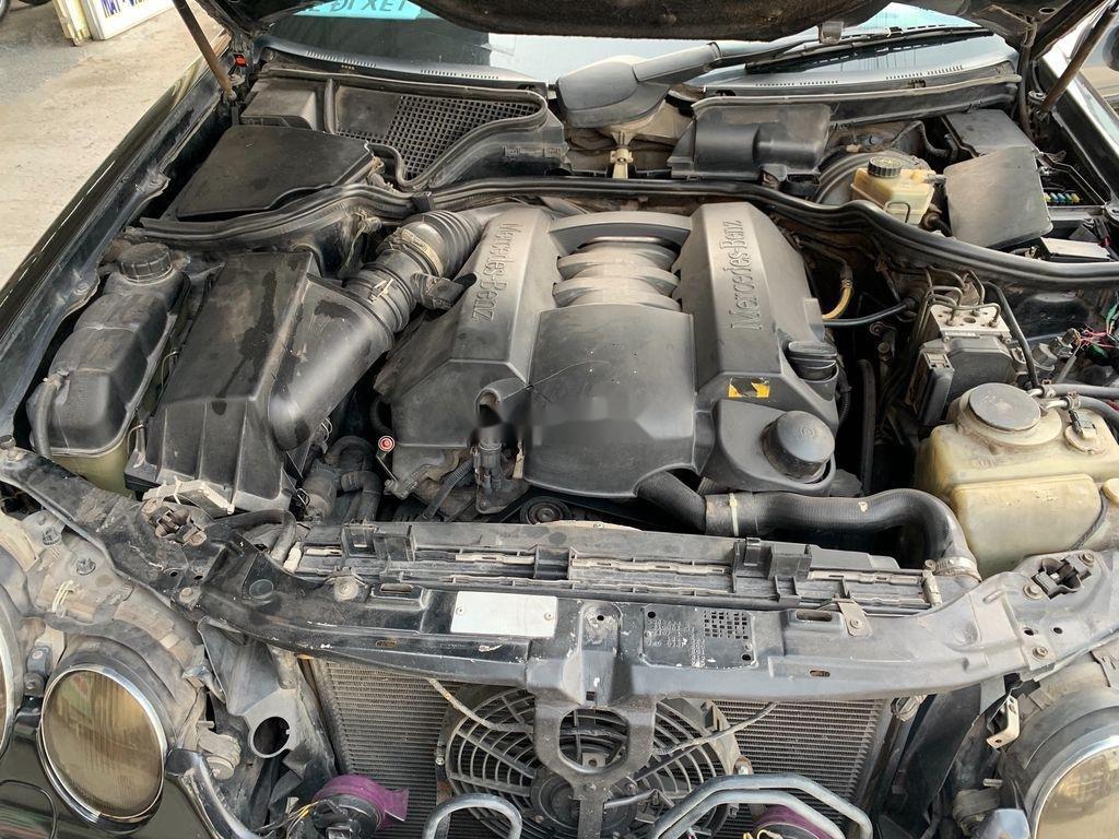 Xe Mercedes E class năm 2001, xe nhập còn mới, 142 triệu (9)