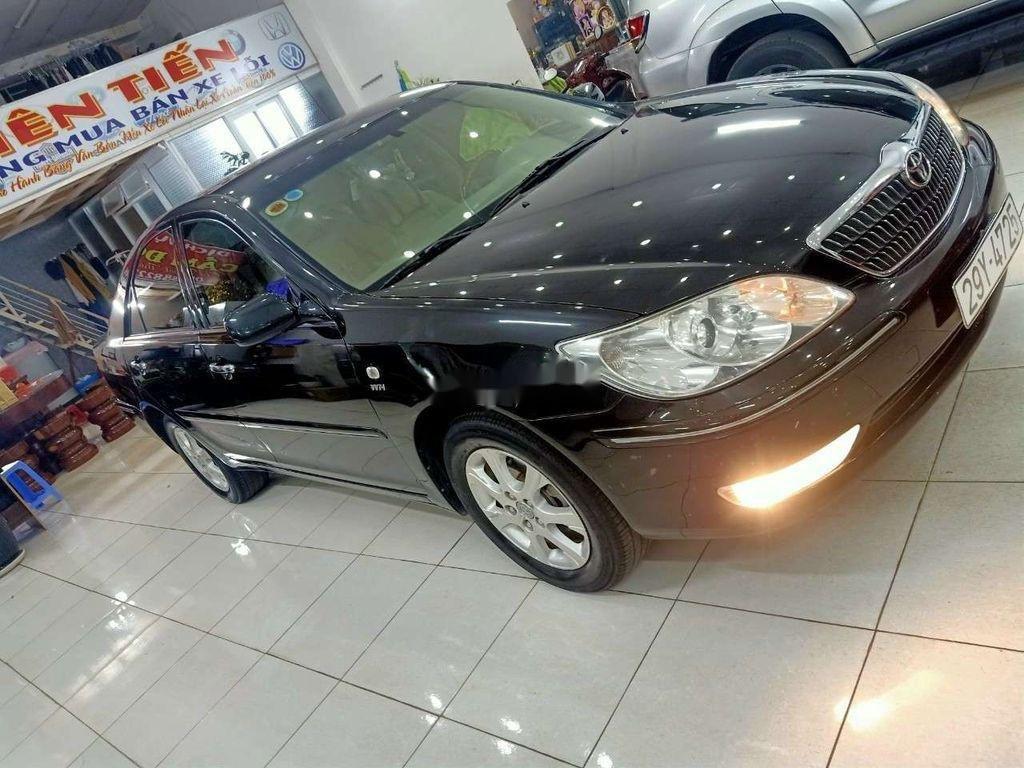 Cần bán lại xe Toyota Camry năm sản xuất 2006 còn mới, 299 triệu (4)