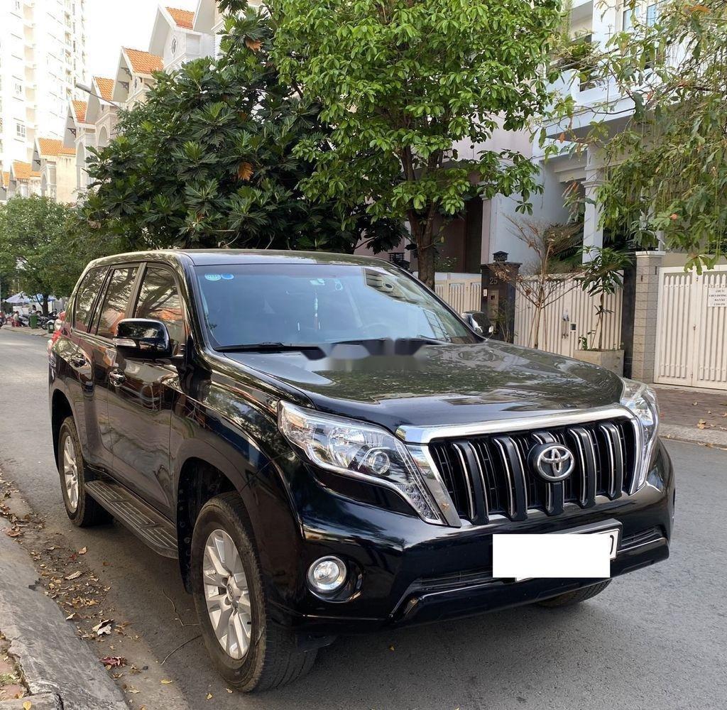 Bán Toyota Prado năm sản xuất 2016 còn mới (2)