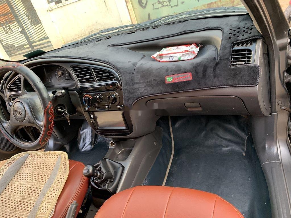Bán Daewoo Lanos 2002, màu xám, xe nhập chính chủ, giá chỉ 67 triệu (8)