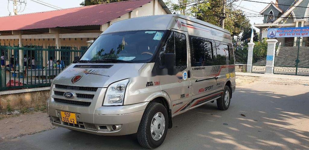 Bán ô tô Ford Transit sản xuất 2007 còn mới (4)