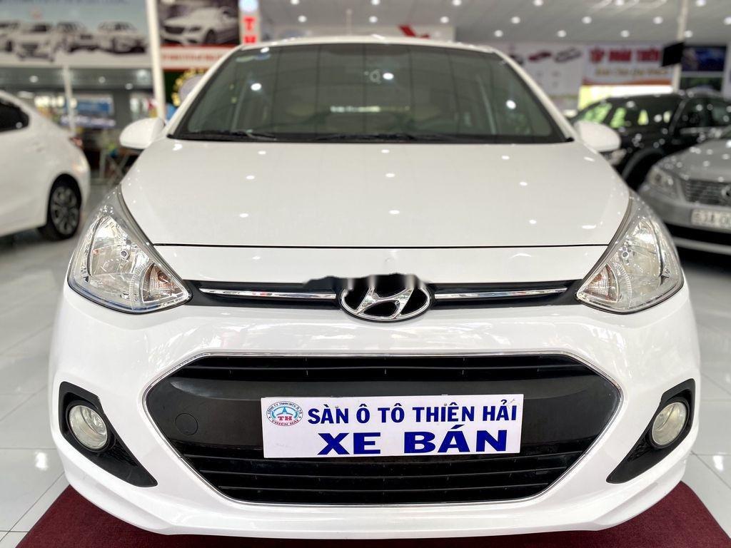 Bán Hyundai Grand i10 sản xuất 2016 còn mới (3)
