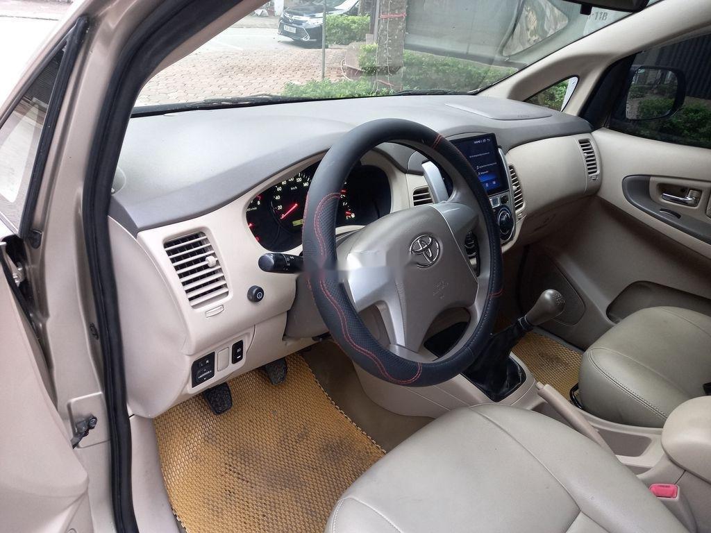 Bán ô tô Toyota Innova năm 2015, giá cạnh tranh  (4)
