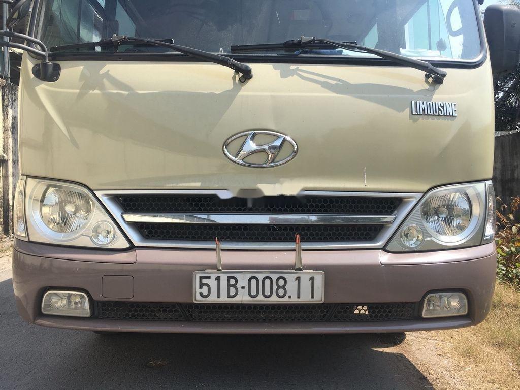Bán Hyundai County sản xuất năm 2011, xe nhập còn mới (1)