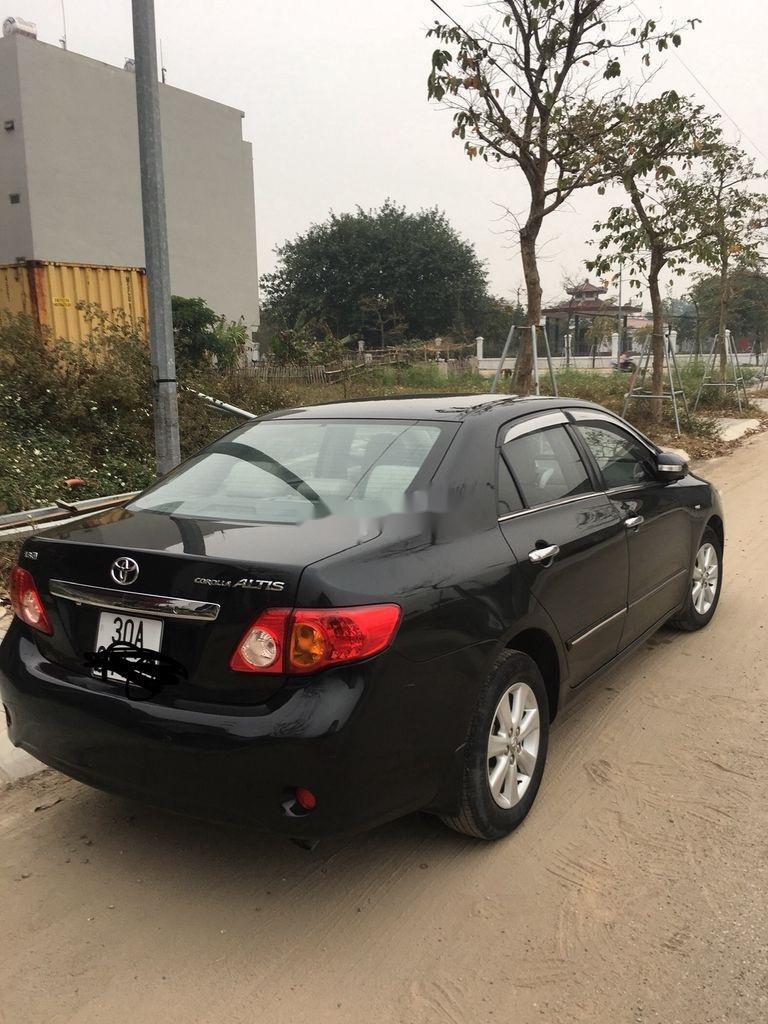 Bán ô tô Toyota Corolla Altis năm sản xuất 2009 còn mới giá cạnh tranh (2)