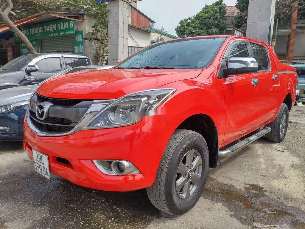 Cần bán lại xe Mazda BT 50 sản xuất năm 2016, nhập khẩu nguyên chiếc còn mới (3)