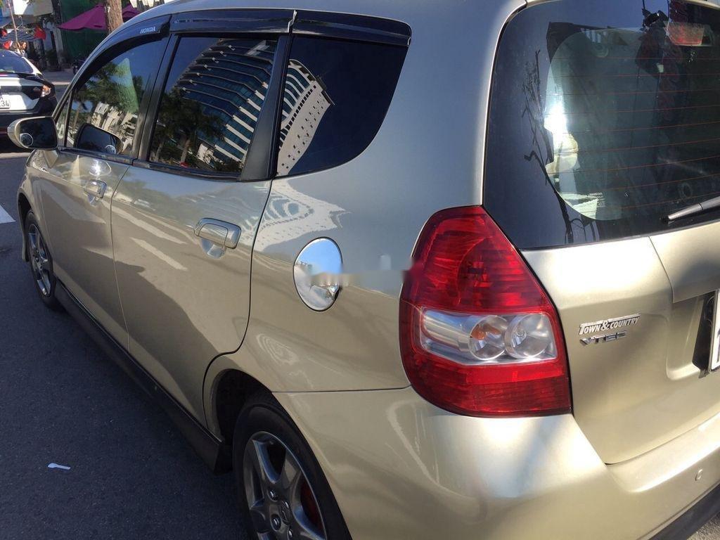 Cần bán lại xe Honda Jazz sản xuất năm 2007, xe nhập còn mới (6)