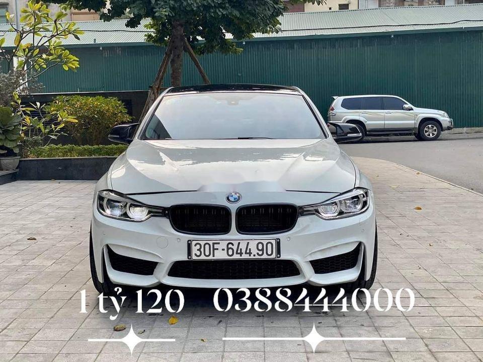 Bán ô tô BMW 3 Series sản xuất 2016 còn mới (1)