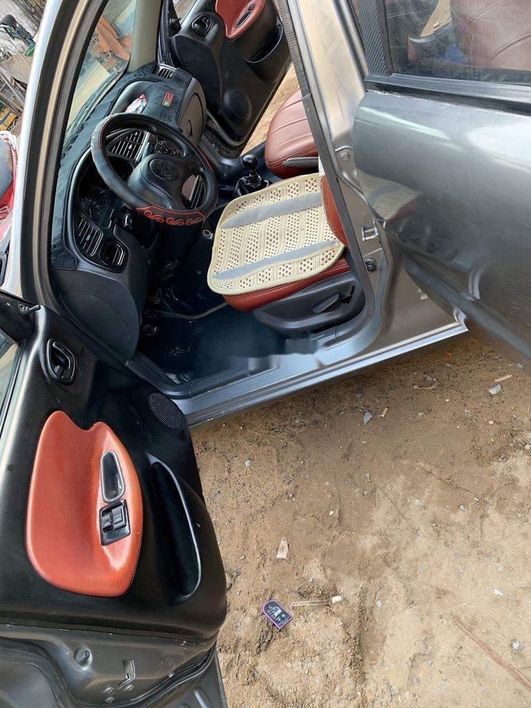 Bán Daewoo Lanos 2002, màu xám, xe nhập chính chủ, giá chỉ 67 triệu (7)