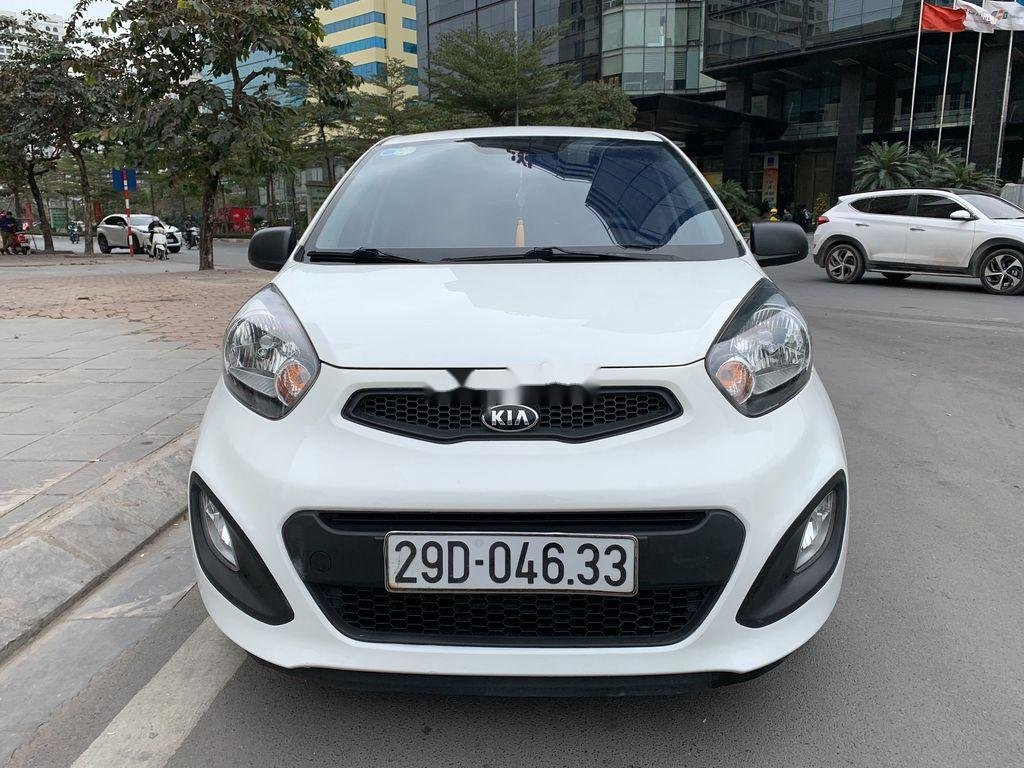 Cần bán xe Kia Morning sản xuất 2014, nhập khẩu nguyên chiếc, giá chỉ 238 triệu (1)