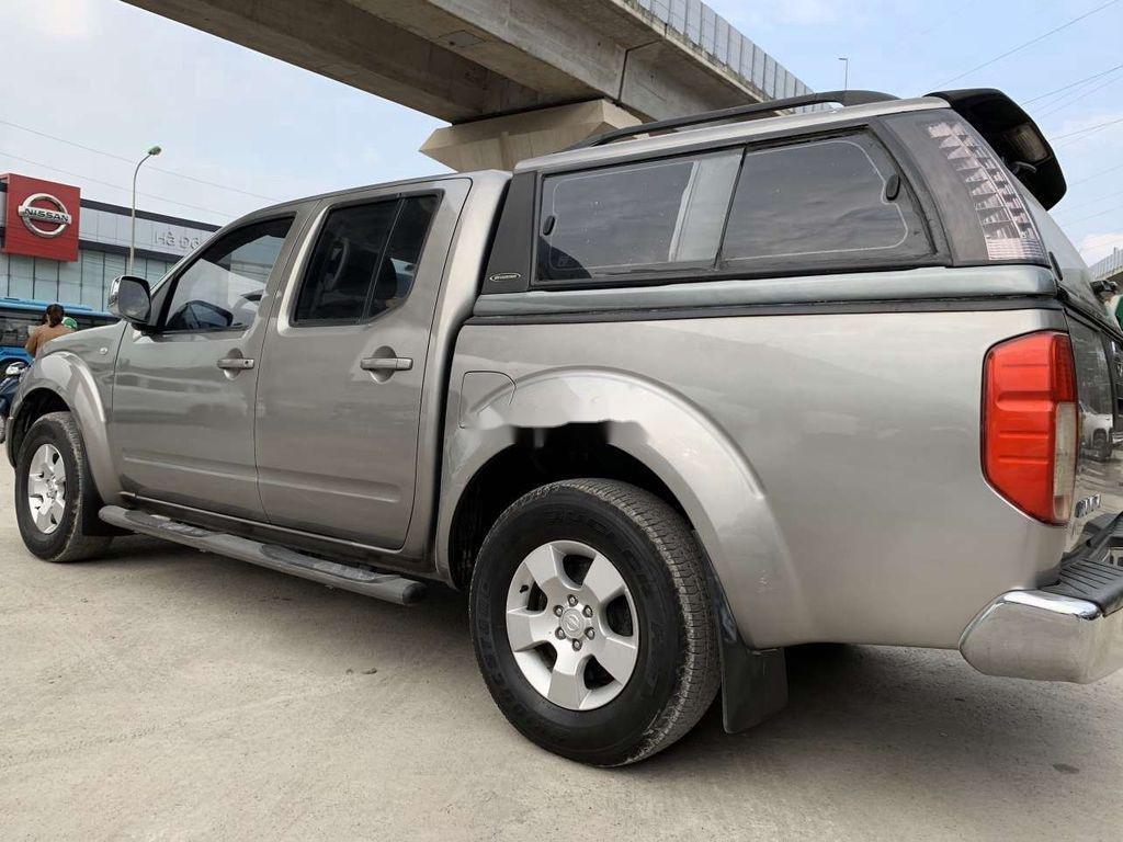 Bán Nissan Navara năm sản xuất 2013, màu xám, nhập khẩu  (5)