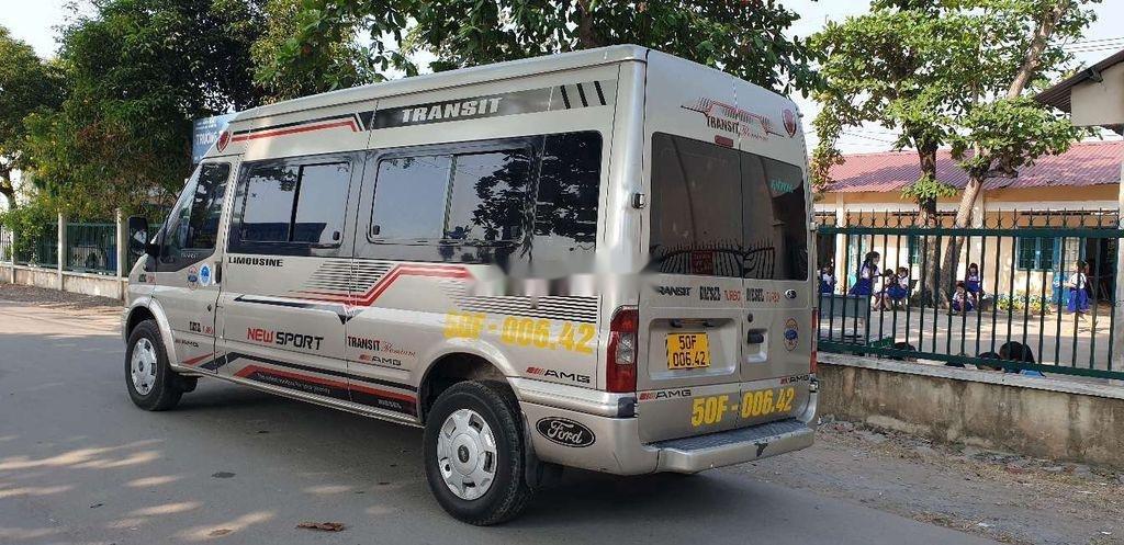 Bán ô tô Ford Transit sản xuất 2007 còn mới (3)