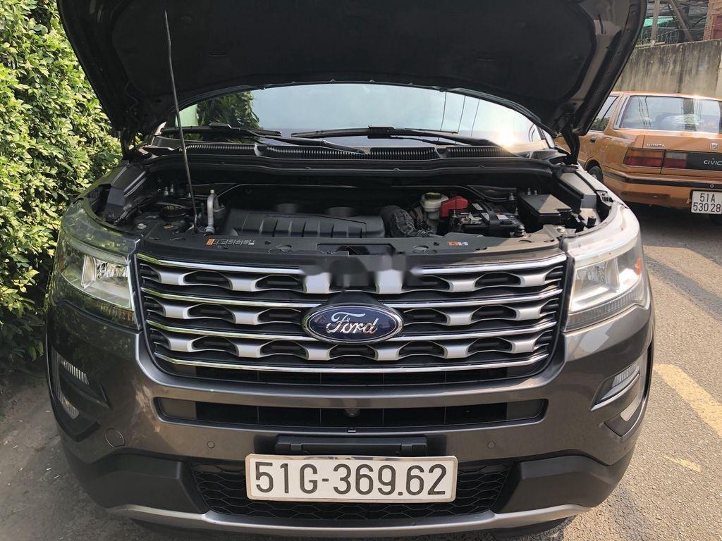 Cần bán xe Ford Explorer năm sản xuất 2016, nhập khẩu nguyên chiếc còn mới (1)