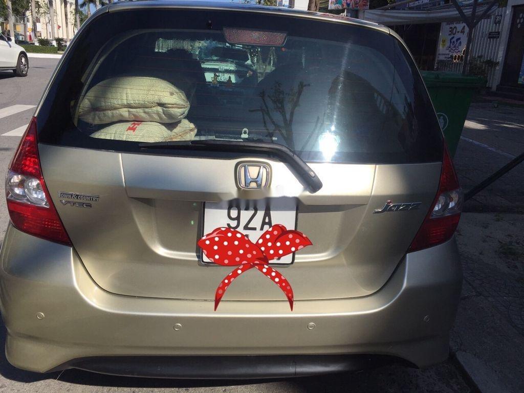 Cần bán lại xe Honda Jazz sản xuất năm 2007, xe nhập còn mới (1)