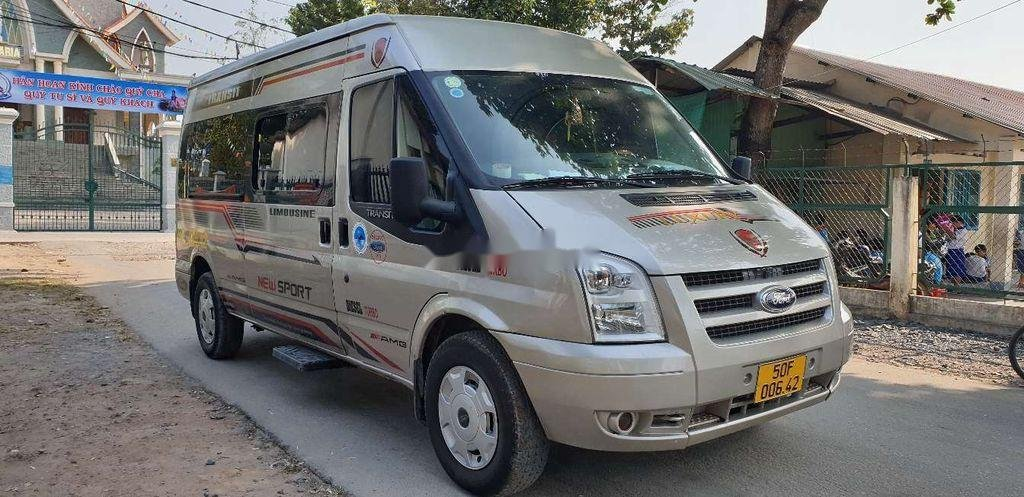 Bán ô tô Ford Transit sản xuất 2007 còn mới (6)