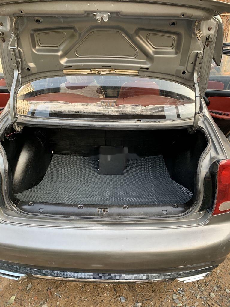 Bán Daewoo Lanos 2002, màu xám, xe nhập chính chủ, giá chỉ 67 triệu (10)