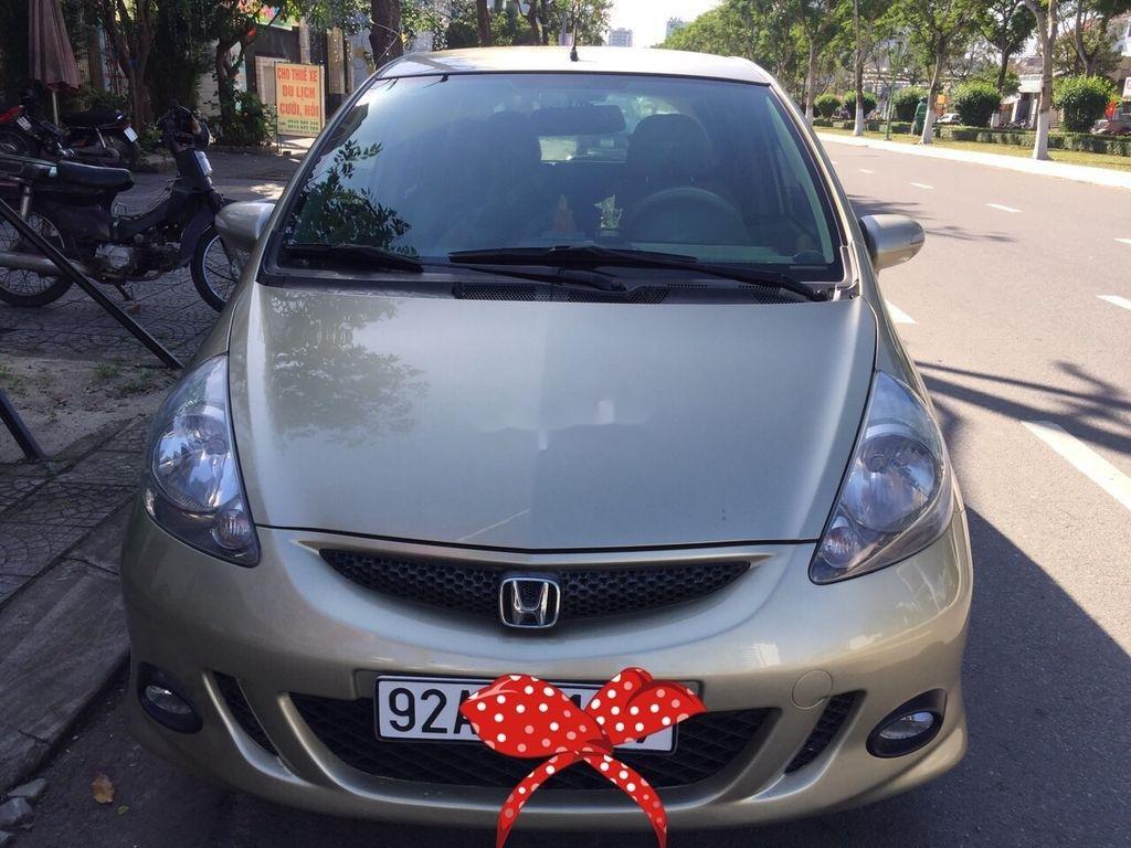 Cần bán lại xe Honda Jazz sản xuất năm 2007, xe nhập còn mới (2)