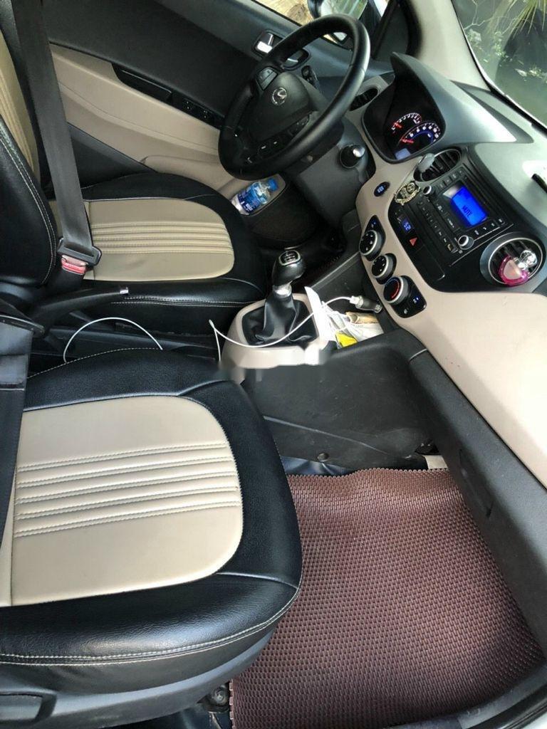 Bán Hyundai Grand i10 sản xuất 2016, nhập khẩu còn mới giá cạnh tranh (5)