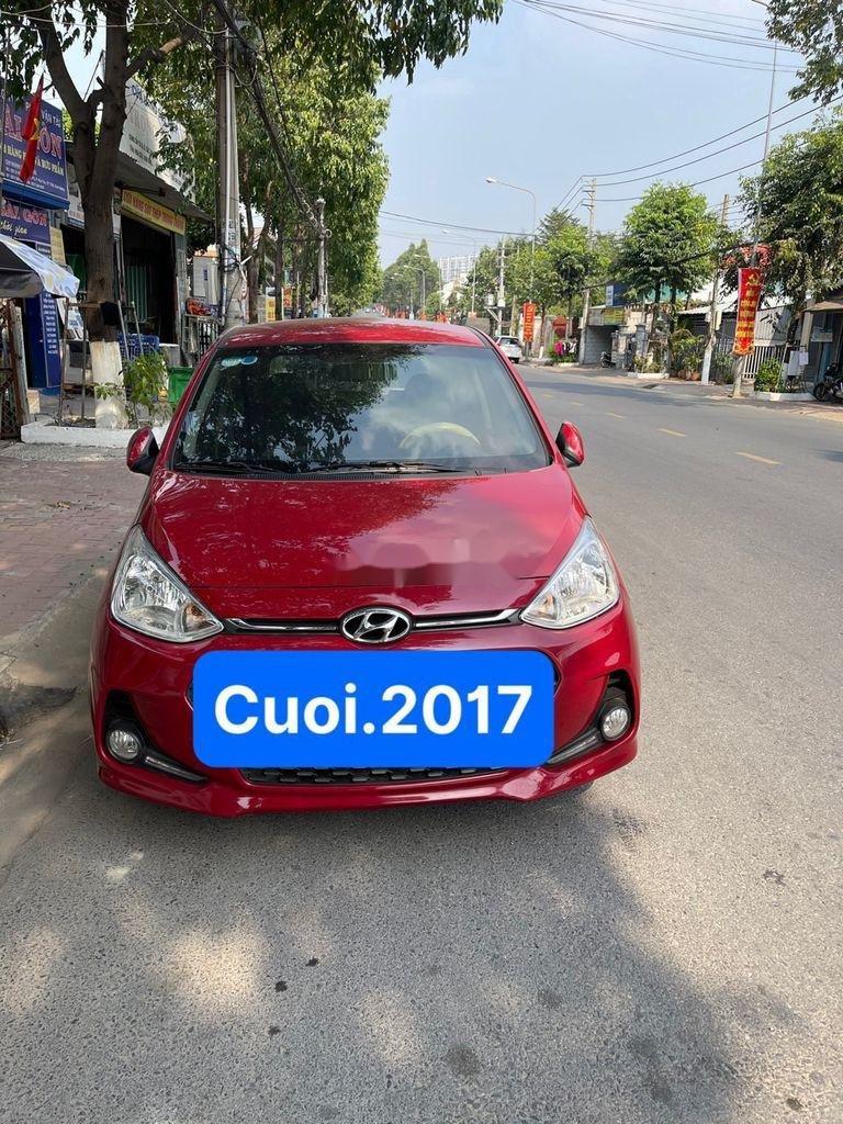 Bán Hyundai Grand i10 năm 2017 còn mới (1)