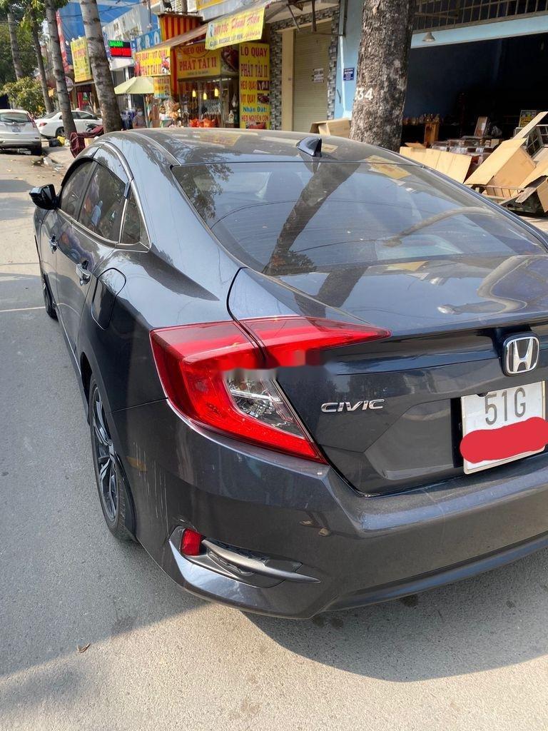 Bán Honda Civic đời 2017, màu xanh lam, nhập khẩu  (6)
