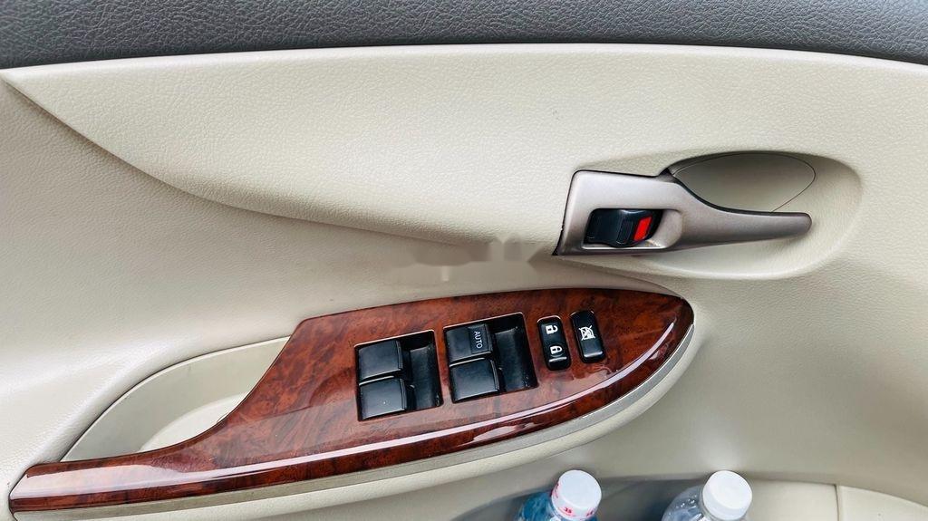 Bán Toyota Corolla Altis 1.8AT năm sản xuất 2009, nhập khẩu nguyên chiếc, giá chỉ 385 triệu (5)