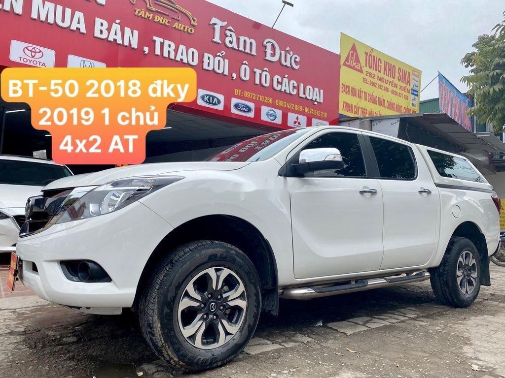 Bán Mazda BT 50 năm sản xuất 2018, nhập khẩu còn mới giá cạnh tranh (2)
