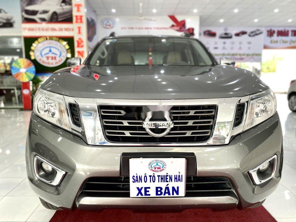 Cần bán xe Nissan Navara sản xuất 2017, nhập khẩu (1)