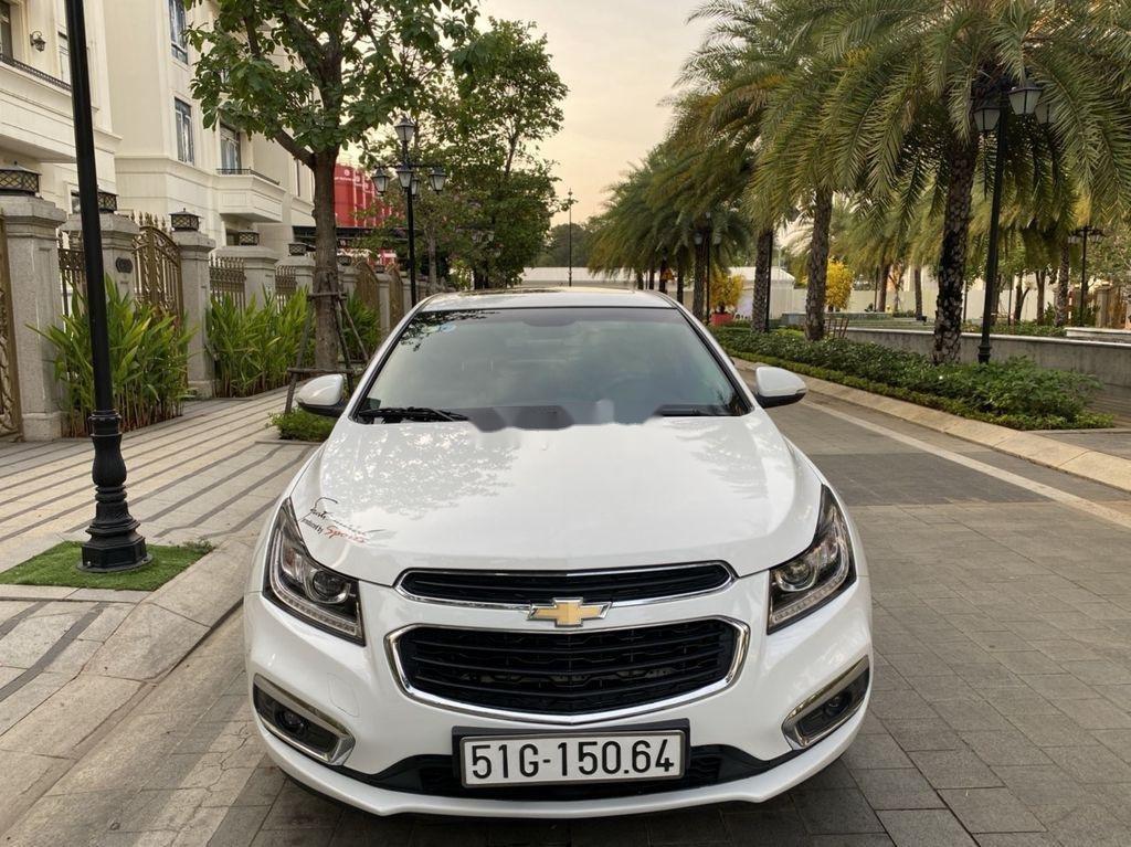 Bán ô tô Chevrolet Cruze năm 2018, giá cạnh tranh  (1)