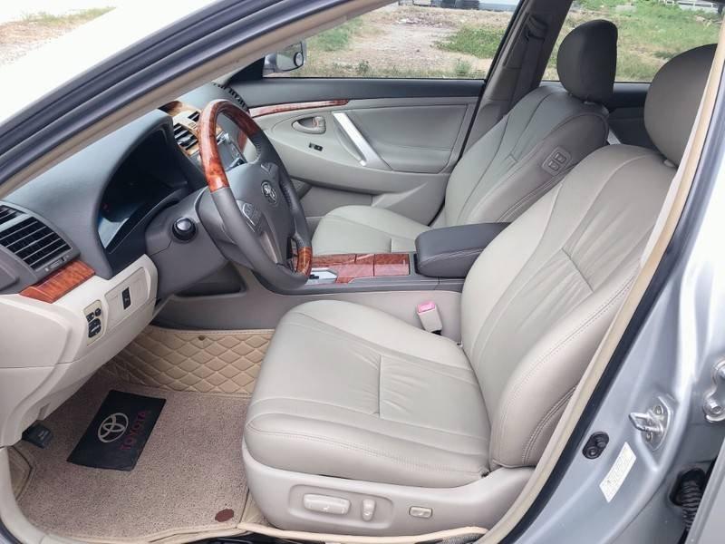 Cần bán Toyota Camry năm sản xuất 2008, màu bạc, nhập khẩu chính chủ, giá 488tr (6)