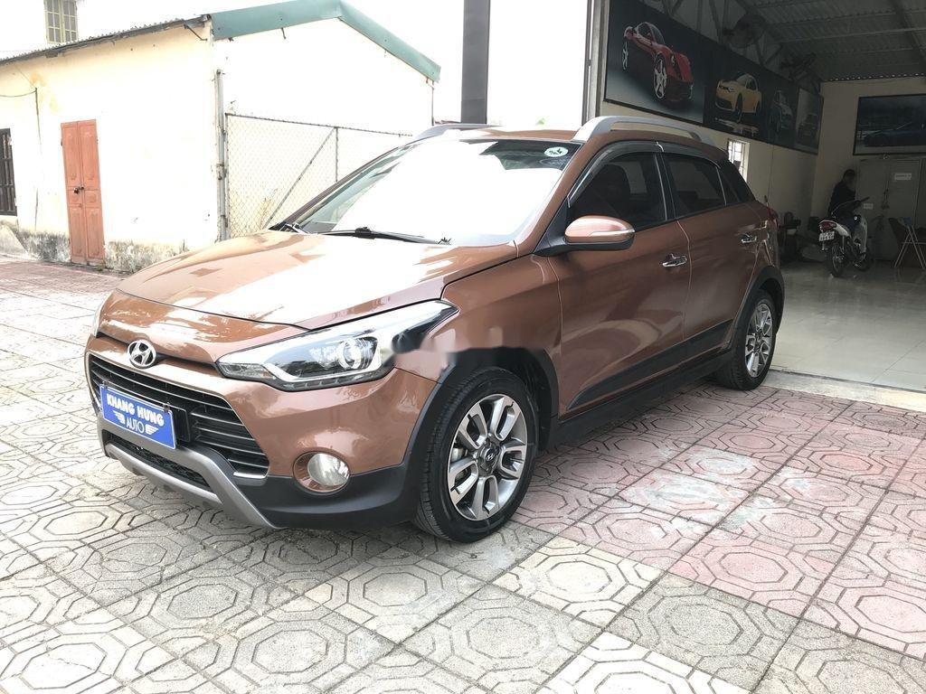 Bán ô tô Hyundai i20 Active sản xuất năm 2016, xe nhập còn mới (7)