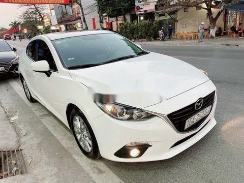 Cần bán xe Mazda 3 sản xuất 2016, màu trắng chính chủ, giá 526tr (3)