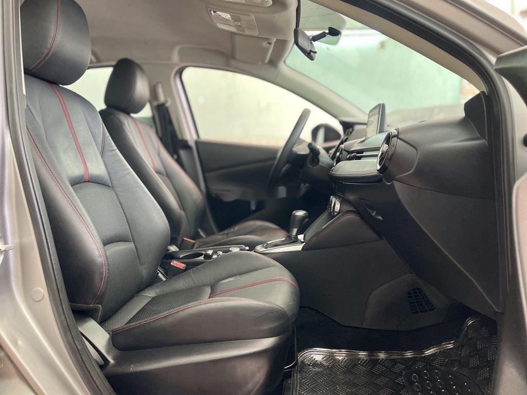 Bán Mazda 2 năm sản xuất 2016, màu xám chính chủ  (6)