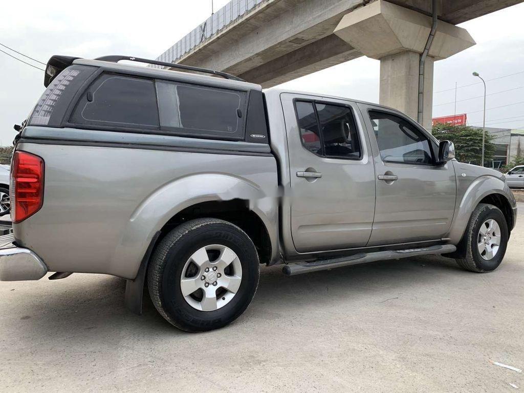 Bán Nissan Navara năm sản xuất 2013, màu xám, nhập khẩu  (4)