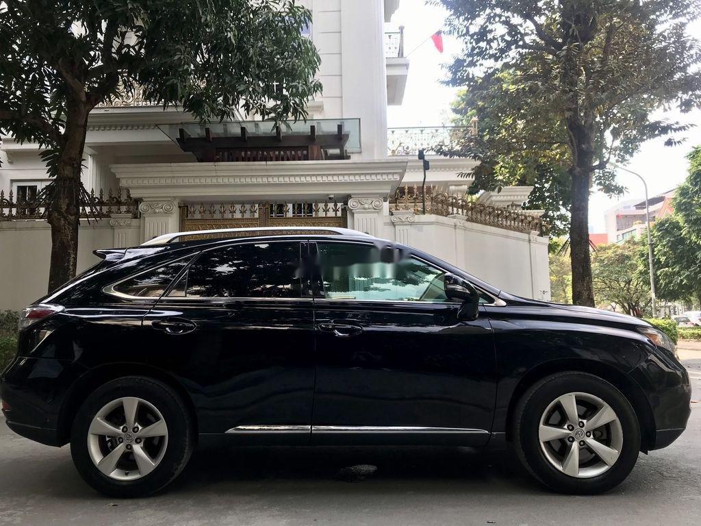 Cần bán Lexus RX 350 sản xuất năm 2009, màu đen, nhập khẩu  (2)