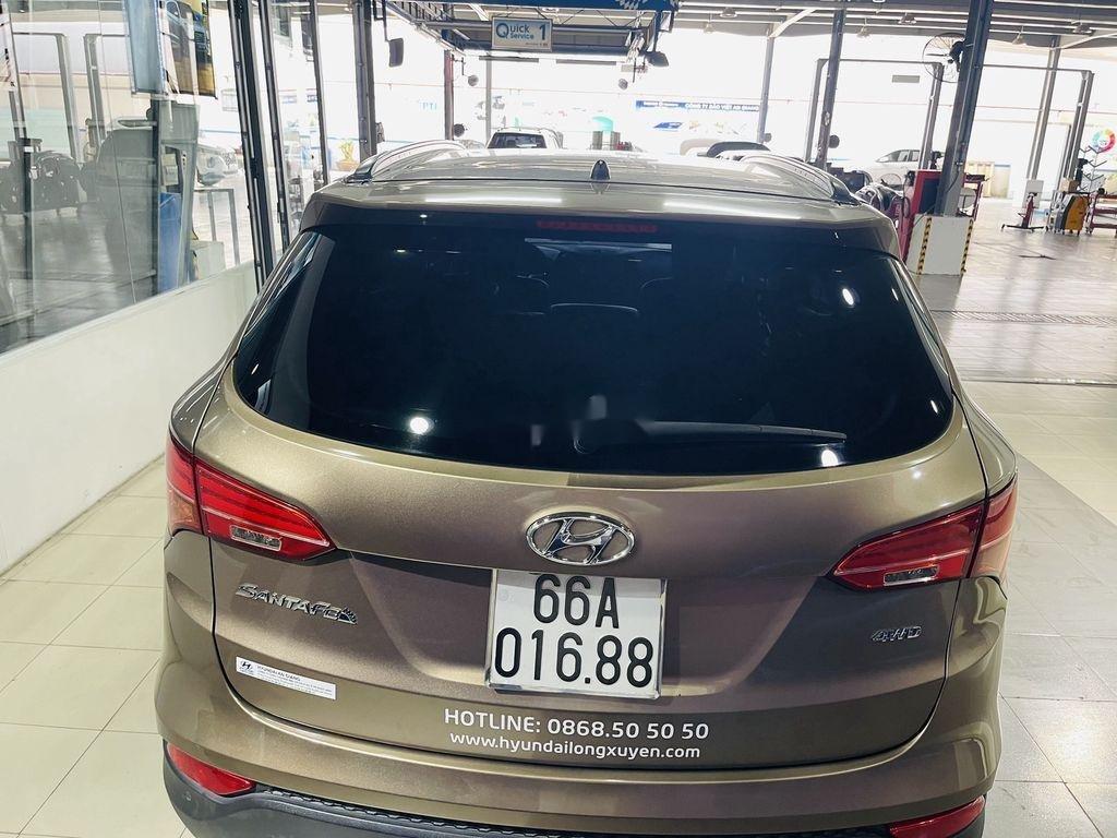 Bán Hyundai Santa Fe năm sản xuất 2013, nhập khẩu còn mới giá cạnh tranh (8)
