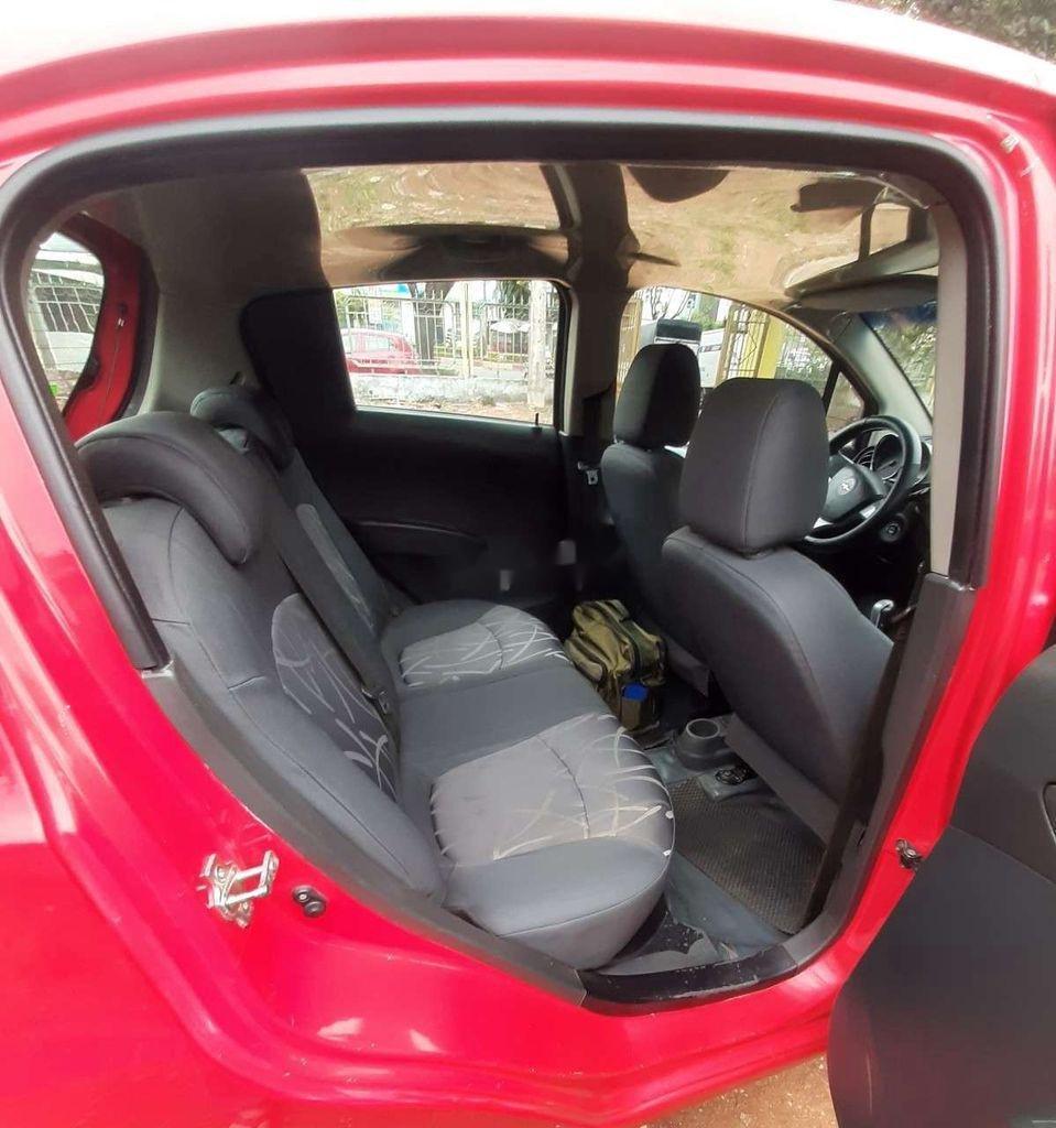 Bán Chevrolet Spark 2017, màu đỏ chính chủ, 185tr (5)