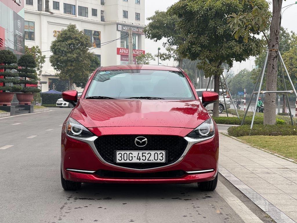 Xe Mazda 2 năm sản xuất 2020 còn mới (2)