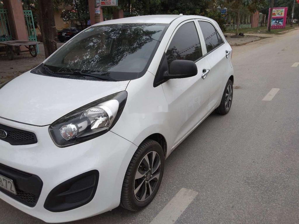 Cần bán Kia Morning năm sản xuất 2012, xe nhập còn mới, giá tốt (1)
