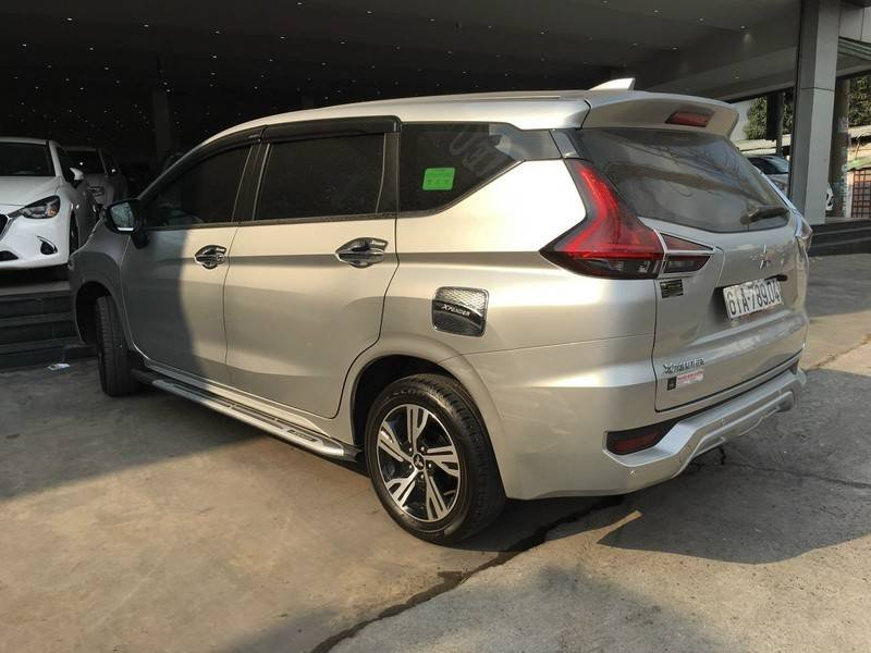 Cần bán gấp Mitsubishi Xpander đời 2020, màu bạc, nhập khẩu (9)