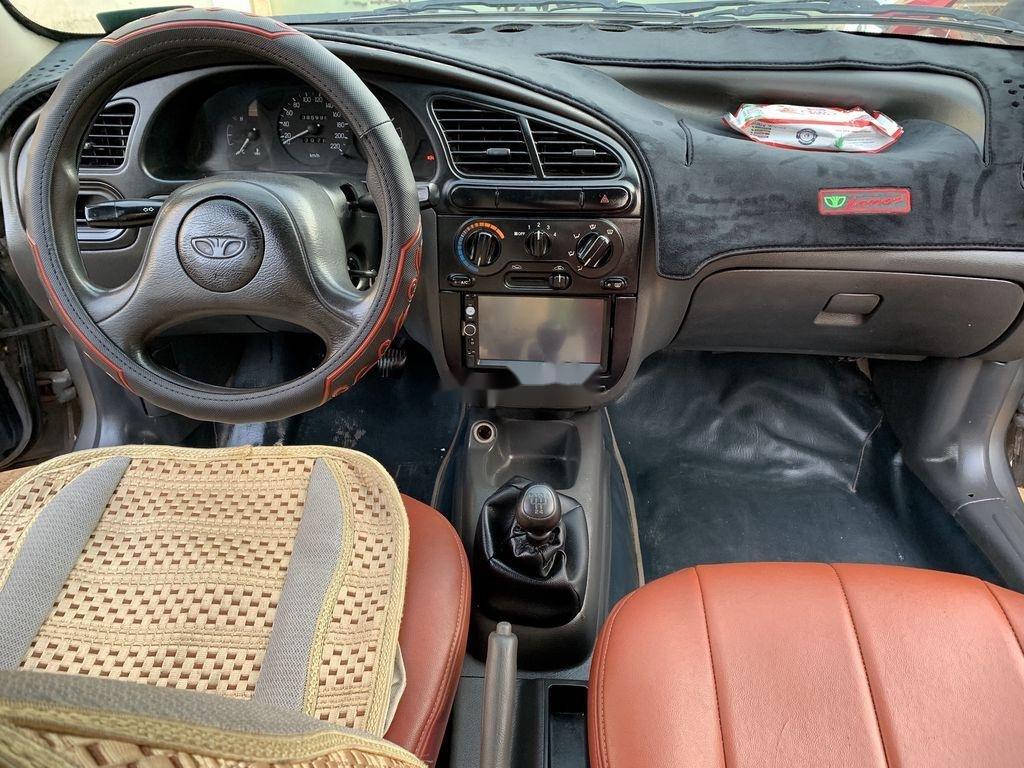 Bán Daewoo Lanos 2002, màu xám, xe nhập chính chủ, giá chỉ 67 triệu (5)