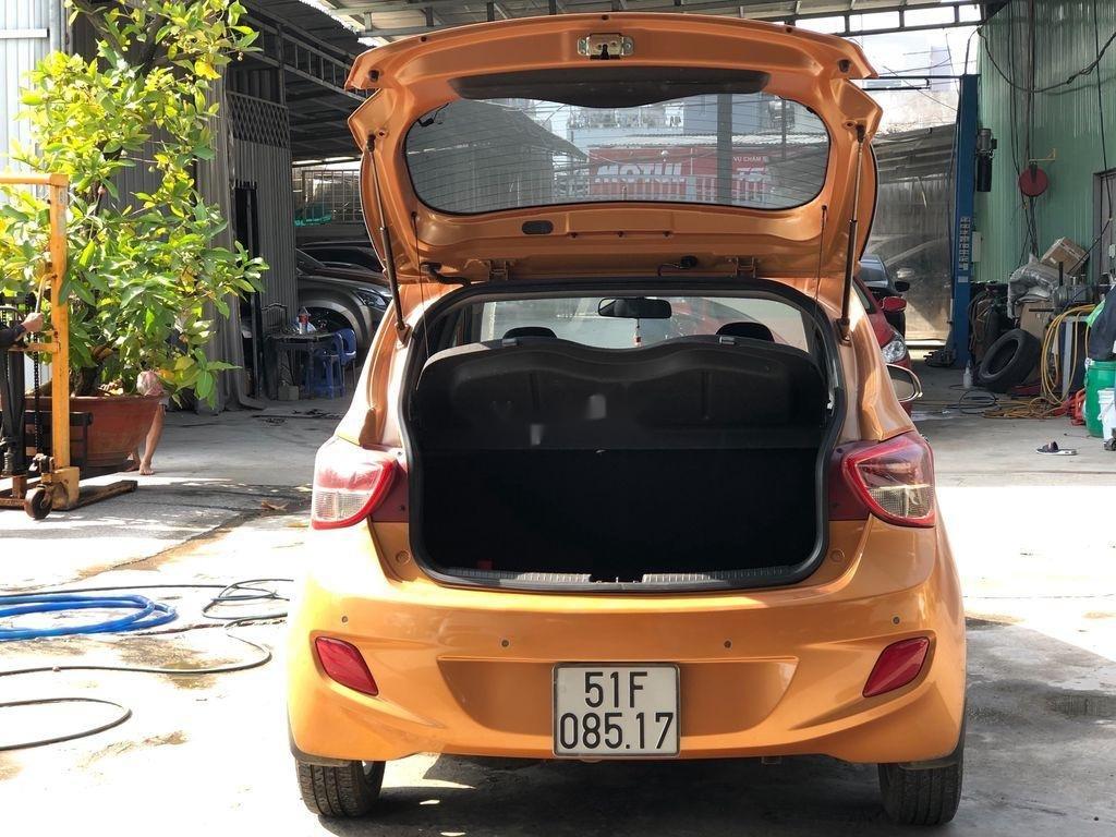 Bán ô tô Hyundai Grand i10 năm sản xuất 2014, nhập khẩu còn mới (9)