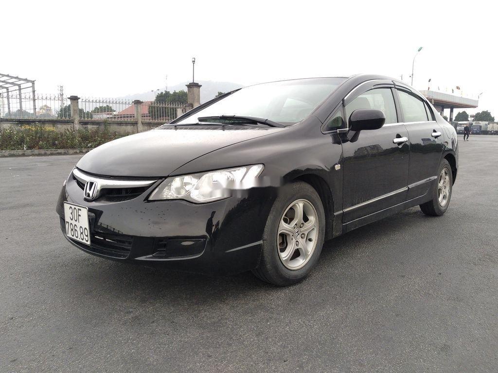 Bán xe Honda Civic năm 2006 còn mới, giá tốt (1)