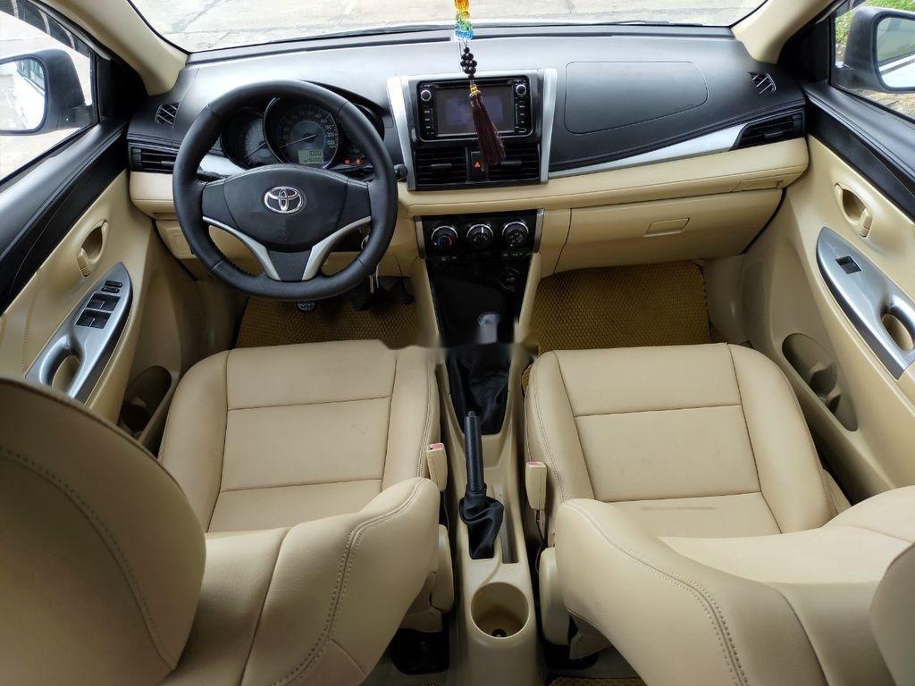 Xe Toyota Vios năm 2015 còn mới, 319tr (6)