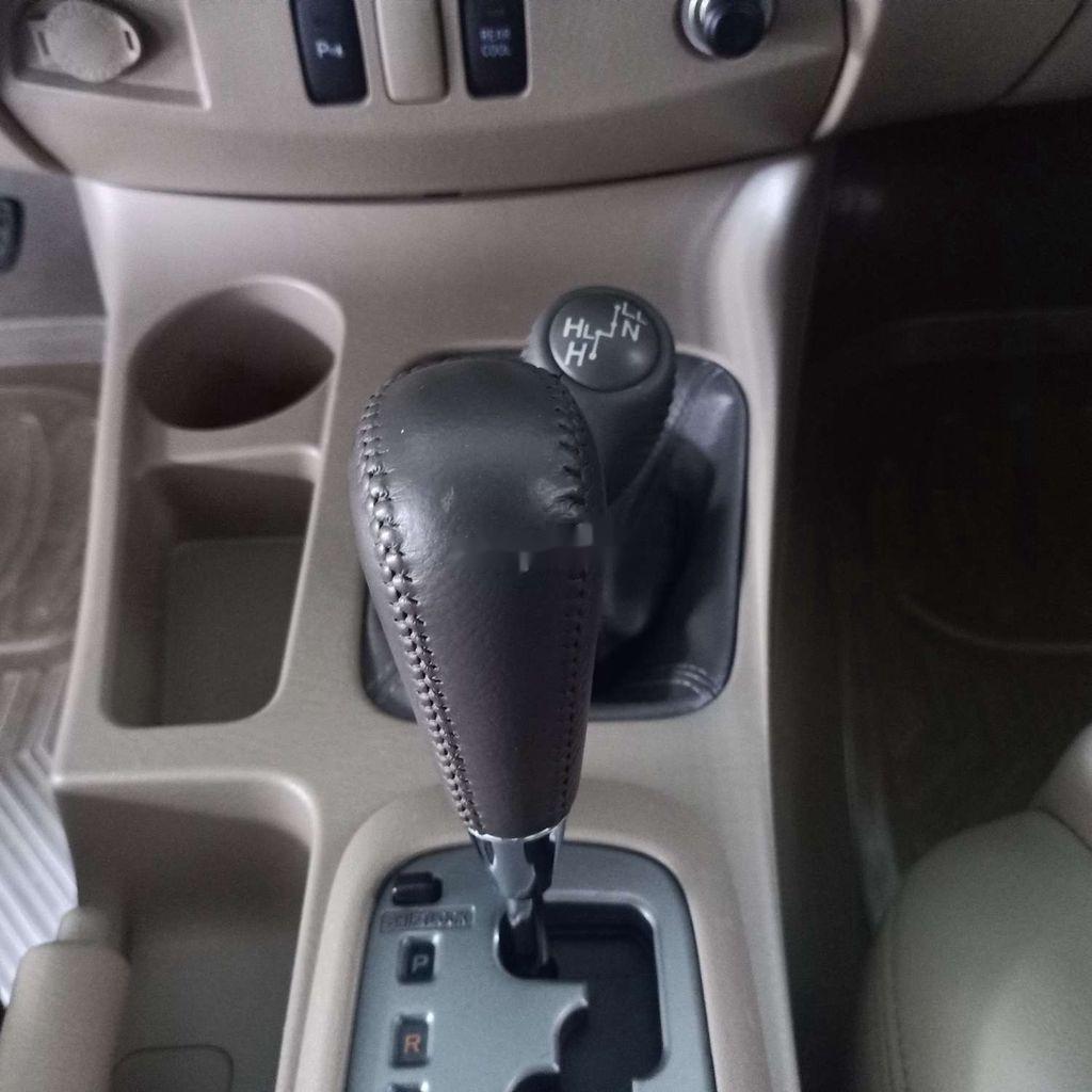 Bán ô tô Toyota Fortuner năm sản xuất 2011, nhập khẩu còn mới (8)