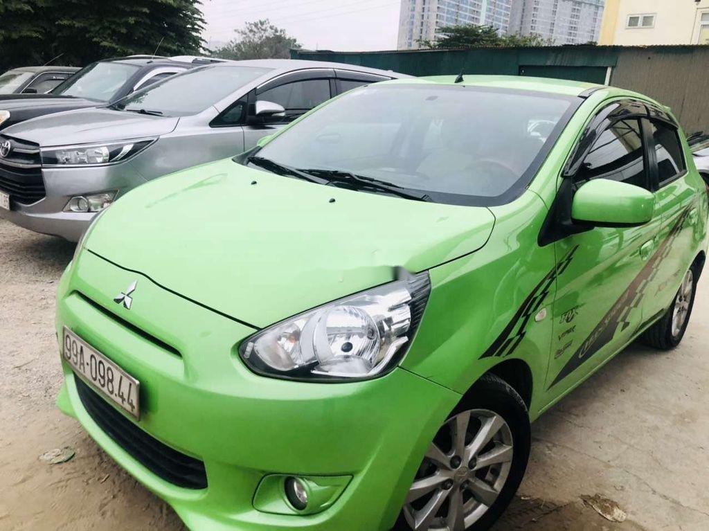 Cần bán Mitsubishi Mirage năm 2013, xe nhập còn mới, giá tốt (1)