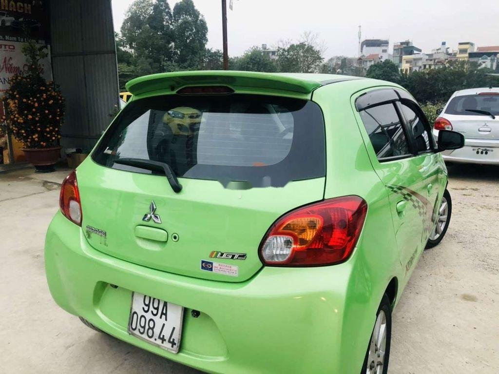 Cần bán Mitsubishi Mirage năm 2013, xe nhập còn mới, giá tốt (4)