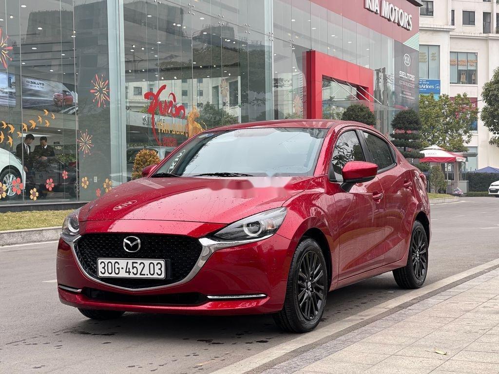 Xe Mazda 2 năm sản xuất 2020 còn mới (3)