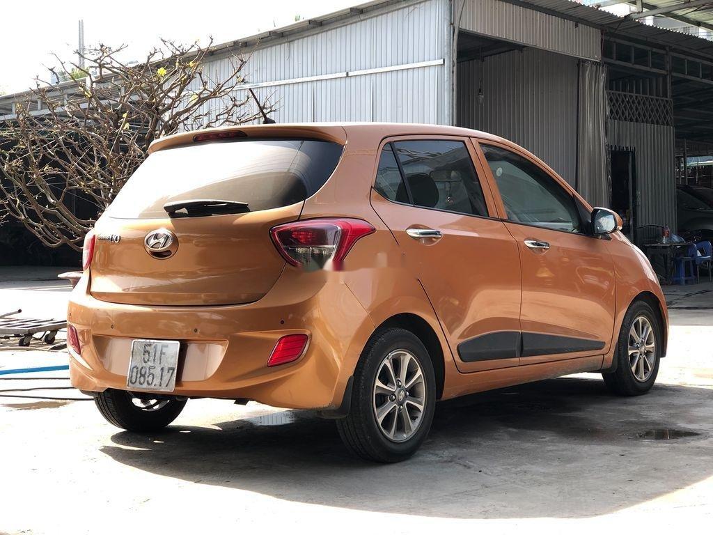 Bán ô tô Hyundai Grand i10 năm sản xuất 2014, nhập khẩu còn mới (5)